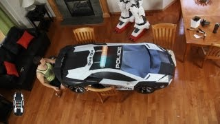 getlinkyoutube.com-Lamborghini Aventador A-E2 . Ultimate Papercraft Supercar