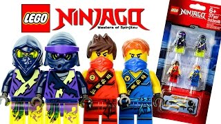 getlinkyoutube.com-LEGO® NINJAGO™ Army Building Set 851342 Summer 2015 w/ Wooo & Howla Review