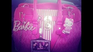 getlinkyoutube.com-💗💋 💄whats in my purse ♥ TAG: ¿Qué llevo en mi Bolso?💄💋💗