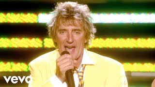 getlinkyoutube.com-Rod Stewart - Maggie May / Gasoline Alley (from One Night Only!) ft. Ron Wood