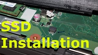 getlinkyoutube.com-Acer E5 573G 52G3 SSD Installation