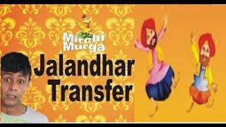 getlinkyoutube.com-RJ Naved in 'Murga and Jalandhar Transfer'