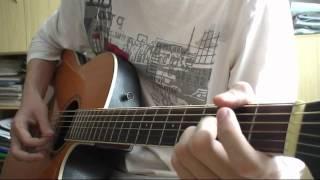 Limp Bizkit - Behind Blue Eyes - guitar cover