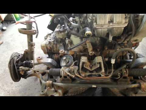 1.8 16 v Z18X Opel опель замена мотора.