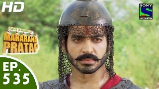 Bharat Ka Veer Putra Maharana Pratap - महाराणा प्रताप - Episode 535 - 3rd December, 2015