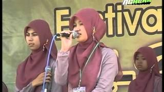 getlinkyoutube.com-Maula Ya sholli by PH Group Festival banjari se Jatim