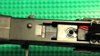 getlinkyoutube.com-Magwell spacer для AK от CYMA