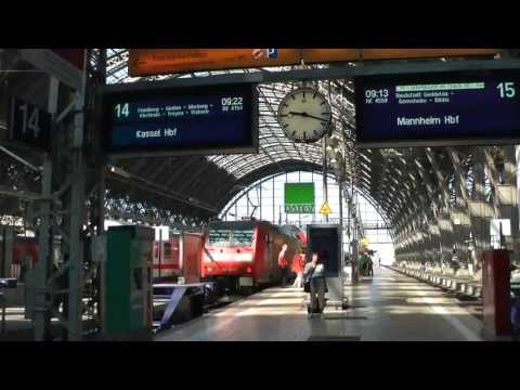 Going to FKK-World in Pohlheim-Garbenteich by train