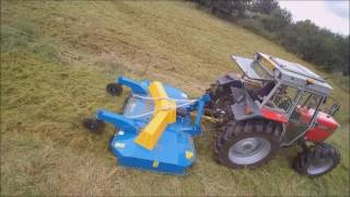 Kidd Farm Machinery 283 Mulching Mower-****New Product Launch****