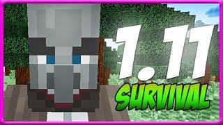 getlinkyoutube.com-Minecraft 1.11 Survival - เอาชีวิตรอดในคฤหาสน์อันตราย!? (1)