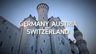 เที่ยวเยอรมัน ออสเตรีย สวิตเซอร์แลนด์
