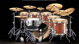 getlinkyoutube.com-LOVE HATE LOVE - ALICE IN CHAINS (on virtual drums)