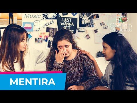 Mentira na Adolescência | Psicóloga Gabriela Medeiros