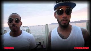 Ludaversal Blog 1: Ludacris & Swizz Beatz in Cannes
