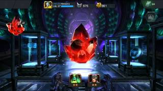getlinkyoutube.com-5TH FOUR STAR!! Fearless Crystals | Marvel Contest of Champions