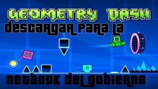 getlinkyoutube.com-Descargar Geometry Dash Para la Netbook del Gobierno (sin errores) 2015