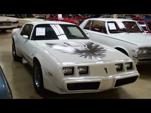1981 Pontiac Trans Am 400 V8 Four-Speed