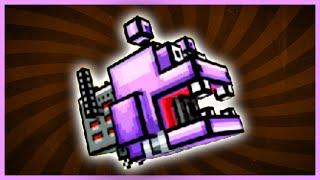 getlinkyoutube.com-Pixel Gun 3D - Hippo UP2 [Review]