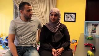 getlinkyoutube.com-قصة احتضان الطفل حمودي  hamoodis adoption story