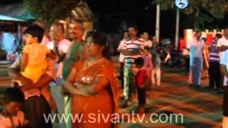 Inuvil Sivakamiyamman Sooranpor