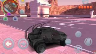 getlinkyoutube.com-Carnage à la base militaire sur Gangstar Vegas! #2
