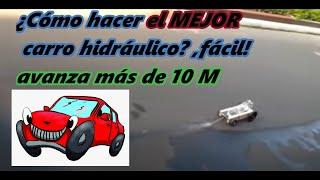 getlinkyoutube.com-Carro hidraulico botella pet 1,5 Litros