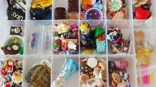 ALL of my charms to date! HUGE Polymer Clay Update