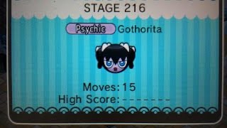 Gothorita is a pain in my ASS (Pokemon Shuffle)
