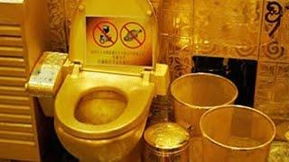 getlinkyoutube.com-أغرب الأشياء المصنوعة من الذهب في العالم
