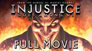 getlinkyoutube.com-Injustice: Gods Among Us - FULL MOVIE (2013) All Cutscenes TRUE-HD QUALITY