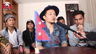 TALK WITH ALL MEMBER OF  THE WILD REPPERZ CREW 2016 AT POKHARA