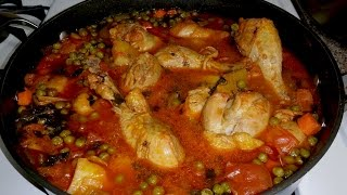 getlinkyoutube.com-pollo tapado muy rico