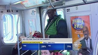 CBS2 Exclusive: Undercover NYPD Subway Unit