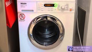 getlinkyoutube.com-밀레 허니컴 드럼 세탁기 miele w5740 사용기