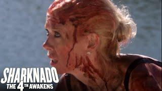 getlinkyoutube.com-Sharknado 4: The 4th Awakens - Is April Alive?