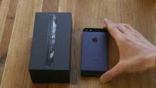 getlinkyoutube.com-iPhone 5 - Unboxing