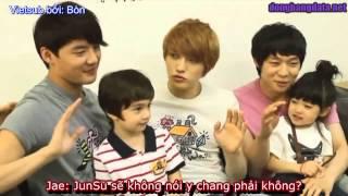 getlinkyoutube.com-[Funny - JYJ] JaeJoong và YooChun đã troll JunSu bao nhiêu lần?