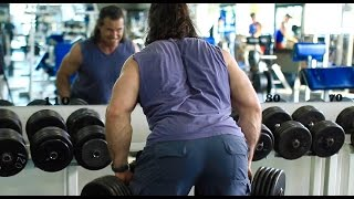 How to Bent Over Dumbbell Row