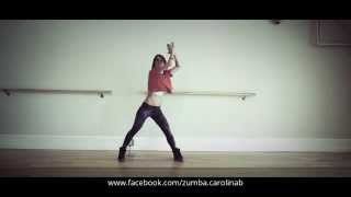 getlinkyoutube.com-Bailando, by Enrique Iglesias Feat. Gente De Zona - Carolina B