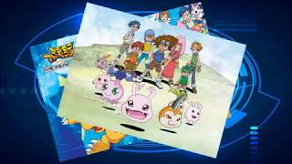 As 5 digievoluções mais emocionantes de digimon adventure!