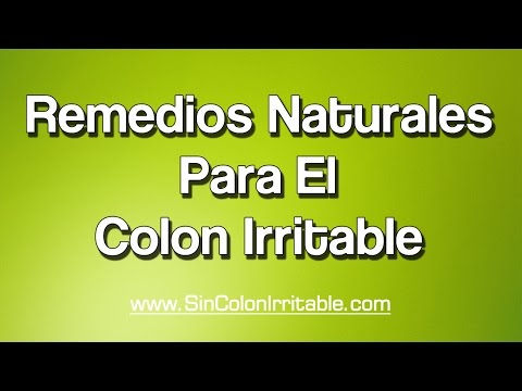 Remedios Naturales Para El Colon Irritable - Remedios Caseros Para El Colon Irritable
