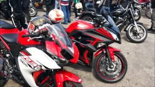 getlinkyoutube.com-Yamaha R3 vs Ninja 300  Qual vc Escolhe