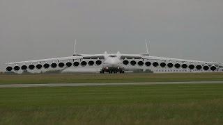 getlinkyoutube.com-Antonov An - 225 - Самый большой транспортник в мире (Взлет и посадка)
