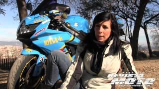 Demo Berta Doria para Revista Moto