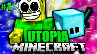 getlinkyoutube.com-Ein TRAUMHAFTES ABENTEUER!! - Minecraft Utopia #001 [Deutsch/HD]