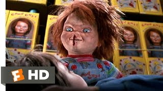 getlinkyoutube.com-Child's Play 2 (7/10) Movie CLIP - I'm Trapped in Here! (1990) HD