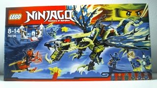 getlinkyoutube.com-LEGO Live Construction : Ninjago's Attack of the Morro Dragon (1/3) [Français]