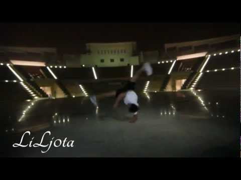 Bboy MARCIO ( Legiteam Obstruxion Crew ) Born To Bboying 2013