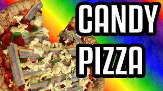 getlinkyoutube.com-Candy Pizza - Epic Meal Time