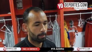 Juninho Chicago Fire 2-0 Atlanta United FC